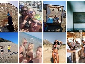 Sandhill = Βουτιά στο καλοκαίρι!