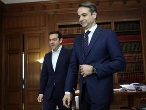 Δημοσκόπηση Metron Analysis - Προβάδισμα 18 μονάδων της ΝΔ από τον ΣΥΡΙΖΑ