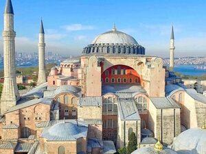 Τουρκία: Άνοιξε ο δρόμος να γίνει τζαμί η Αγία Σοφία