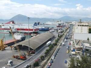 Πάτρα: Kανένα κρούσμα κορωνοϊού, μέχρι στιγμής, στο λιμάνι