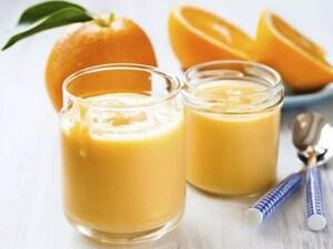 Ετοιμάστε μους πορτοκαλιού
