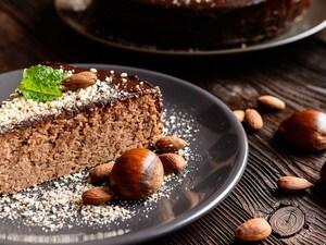 Φτιάξτε cake από κάστανα