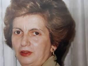 Πάτρα: Θλίψη για τη Μαρία Βετούλα - Νικολοπούλου που 'έφυγε' από τη ζωή
