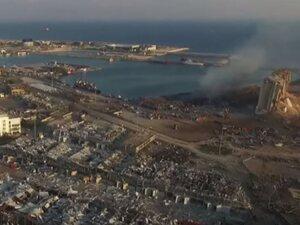 Βηρυτός: Η ισχυρότερη έκρηξη μετά την Χιροσίμα και το Ναγκασάκι