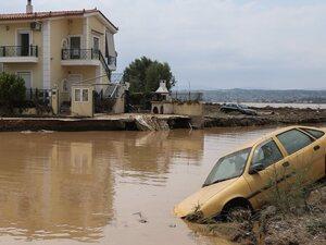 Πλημμύρες στην Εύβοια: Στους έξι αυξήθηκαν οι νεκροί