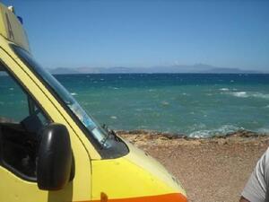 Δυτική Ελλάδα: Άφησε την τελευταία του πνοή στη θάλασσα