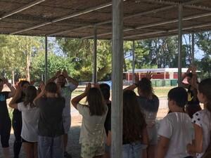 Δράσεις με... νόημα στα καλοκαιρινά Camp του Δήμου Πατρέων (φωτο)