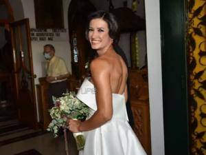 Η Μάρα Δαρμουσλή παντρεύτηκε τον εκλεκτό της καρδιάς της
