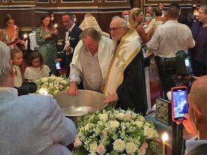 Βαπτίστηκε χριστιανός ορθόδοξος ο Ζεράρ Ντεπαρντιέ