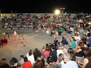 Πάτρα: Μια μουσική παράσταση γεμάτη αισιοδοξία παρουσιάζεται στο Ανοιχτό Θέατρο Κρήνης