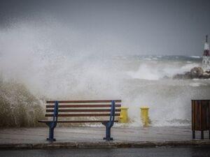 Ιανός: Στο «μάτι» του κυκλώνα Ζάκυνθος, Κεφαλονιά, Ιθάκη (video)