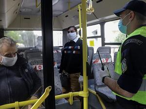 Δυτική Ελλάδα - Κορωνοϊός: Τέσσερις παραβάσεις για τη μη χρήση μάσκας