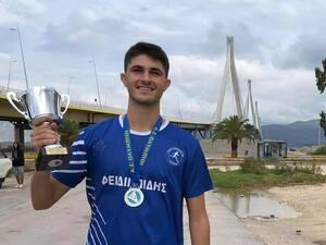 Δημοσθένης Τζανάκος: Από τους Δελφούς στο Ρίο της Πάτρας, μέσα σε 12,5 ώρες!