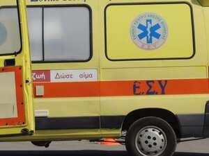 Πάτρα: Τροχαίο με τραυματία στην περιοχή των ΤΕΙ