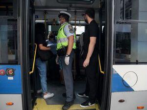 Κορωνοϊός: Νέοι έλεγχοι για τη μη χρήση μάσκας - 8 παραβάσεις στη Δυτική Ελλάδα
