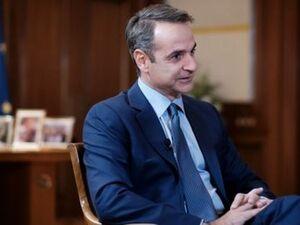 Μητσοτάκης: 'Θετικό βήμα η έναρξη διερευνητικών με Τουρκία'