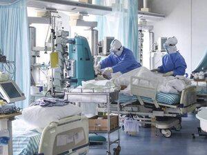 Γώγος - κορωνοϊός: 'Το 40% των νοσηλευομένων στις ΜΕΘ είναι κάτω των 60 ετών'