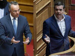 Πρόταση δυσπιστίας για τον Σταϊκούρα κατέθεσε ο ΣΥΡΙΖΑ