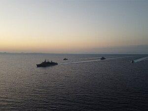 Αιγαίο: Ελληνικός στρατιωτικός κλοιός από αέρος και θαλάσσης για το «Oruc Reis»