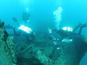 «Νέστος» - Το πλοίο που βυθίστηκε μεταφέροντας τρόφιμα για τον λαό της Πάτρας (video)