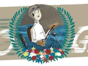H Google τιμά με doodle την σπουδαία οδηγό αγωνιστικών αυτοκινήτων, Eliska Junkova