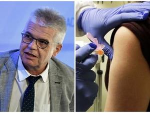 Γώγος - Κορωνοϊός: 'Να εμβολιαστούν όλοι οι επώνυμοι για να πειστεί ο κόσμος'