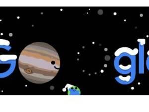 Χειμώνας και μεγάλη σύζευξη Δία - Κρόνου: H Google γιορτάζει με Doodle