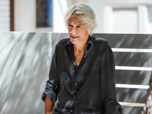 Καίτη Κωνσταντίνου: 'Ήθελα να γυρίσω στην τηλεόραση με κάτι που να με εκφράζει'