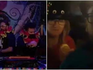 'Του χρόνου μπούλες' - Στη 3η θέση παγκόσμια στο mixcloud το διαδικτυακό πάρτι έναρξης του Πατρινού Καρναβαλιού (pics+video)