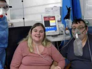 Βρετανία: Παντρεύτηκαν σε... θάλαμο κορωνοϊού