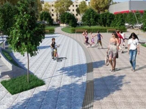 Ξεκινά η κατασκευή μιας σύγχρονης πλατείας δίπλα από το κέντρο της Πάτρας