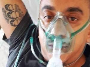 Συγκλονίζει ο 38χρονος Πατρινός από το νοσοκομείο του Αγ. Ανδρέα: 'Δεν πίστευα στον Covid-19 μέχρι που κόλλησα' (video)