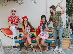 Ε, «Ναι μωρέ»! Το Πατρινό Καρναβάλι του κορωνοϊού βρήκε το hit του - Πώς 'γεννήθηκε' (βίντεο)