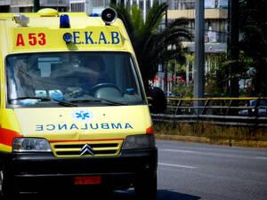 Πάτρα: Σοβαρός τραυματισμός σε επιχείρηση με μάρμαρα - Καταπλακώθηκε 53χρονος