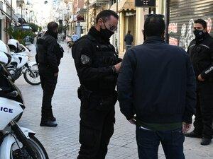 Πάτρα: Aυξημένα αστυνομικά μέτρα την Τσικνοπέμπτη - Συνεχείς οι έλεγχοι