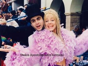 Όταν η κάμερα του περίφημου MTV ήρθε στην Πάτρα για το Καρναβάλι της (βίντεο)