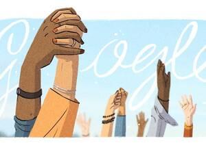 Το σημερινό doodle από τη Google αφιερωμένο στην Παγκόσμια Ημέρα της Γυναίκας 2021