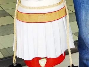 Στην Πάτρα το τσαντάκι - «τσολιάς» της Γιάννας έγινε παγούρι! (φωτό)