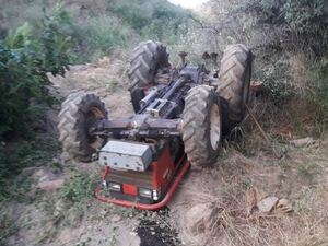 Αχαΐα: Τραγωδία στη Ρουπακιά - Τρακτέρ καταπλάκωσε 62χρονο