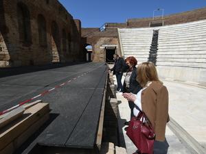 Πάτρα: Ένταξη αρχαιολογικών χώρων στις εκδηλώσεις του Διεθνούς Φεστιβάλ