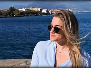 Αθηνά Ανδρουτσέλη - Η Πατρινή πολίστρια που μπήκε στα 'χνάρια' του αθλητικού ρεπορτάζ (pics)