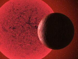 Ανακαλύφθηκε και άλλη κοντινή υπέρ-Γη - Βρίσκεται σε τροχιά γύρω από ένα άστρο ερυθρό νάνο
