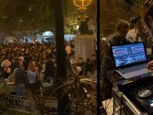 Επιχείρηση «κορωνοπάρτι» - Πώς σχεδιάζει η κυβέρνηση να βάλει τέλος στον συνωστισμό στις πλατείες