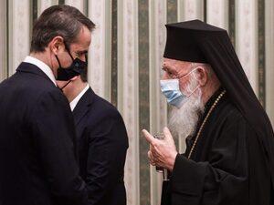Πάσχα - Εκκλησίες: Τι συμφώνησαν Μητσοτάκης και Ιερώνυμος
