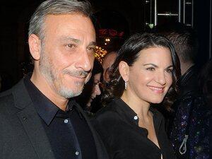 Παντρεύτηκαν η Όλγα Κεφαλογιάννη και ο Μίνως Μάτσας στις Σπέτσες