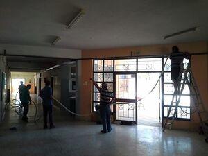 Όλα έτοιμα στα σχολεία της Πάτρας για την επιστροφή των μαθητών