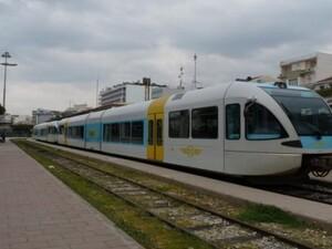 Αχαΐα - Τρένο: Εντός του έτους δημοπρατείται η νέα γραμμή Αίγιο-Ρίο