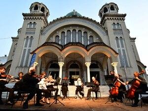 Η Πάτρα γιόρτασε με χορούς και τραγούδια την 'Γιορτή Μουσικής' (φωτο)