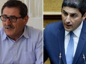 Αρνητική απάντηση Αυγενάκη σε Πελετίδη για Παναχαϊκή - Ολόκληρη η επιστολή