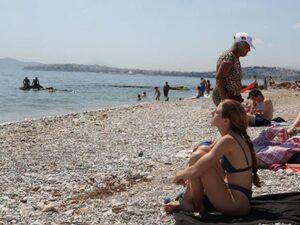 Καύσωνας: Νέο θερμικό ρεκόρ εποχής στην Αχαΐα - Στους 43 βαθμούς ο υδράργυρος